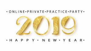 online private practice party logo